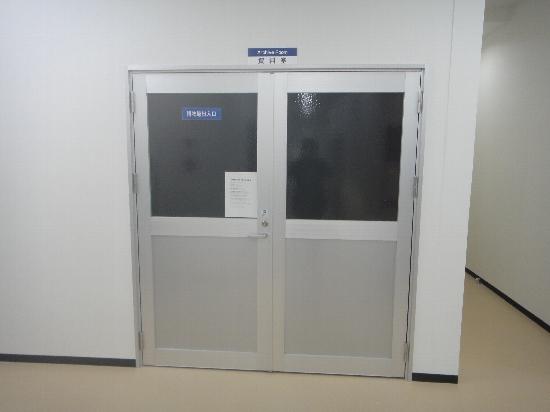 フィギュア博物館 入口550
