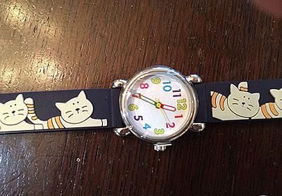かわいい時計♪