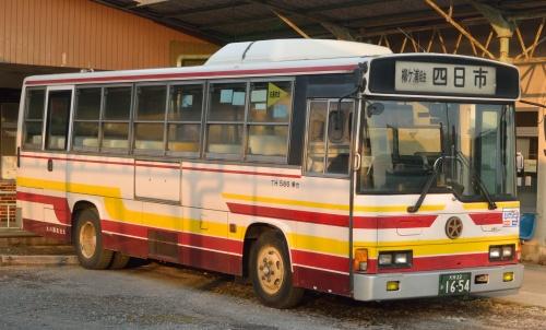 豊後高田のバス