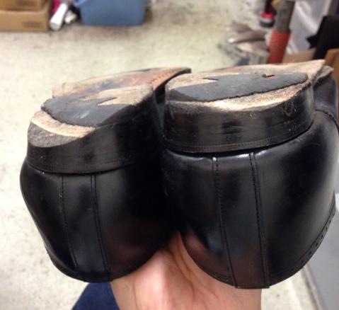 靴 削れ方 に対する画像結果