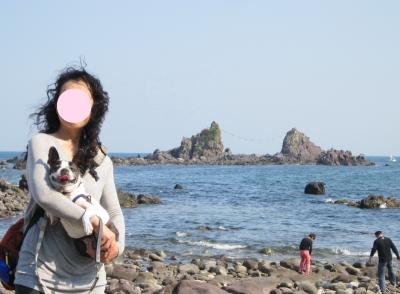 春の海 三石海岸編
