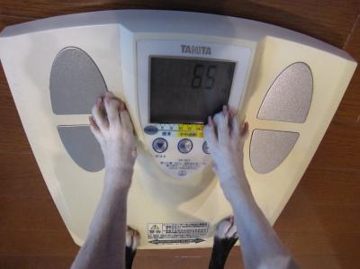 えっ 体重が・・・