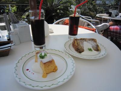 春の海  お洒落なレストラン編