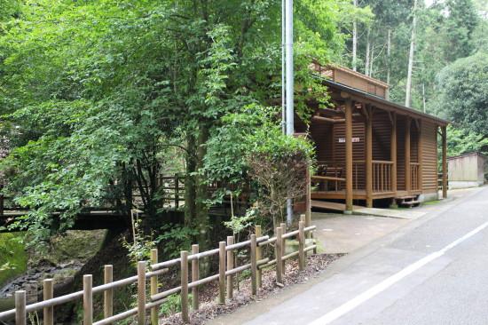 えひめ森林公園キャンプ場1