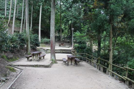 えひめ森林公園キャンプ場4