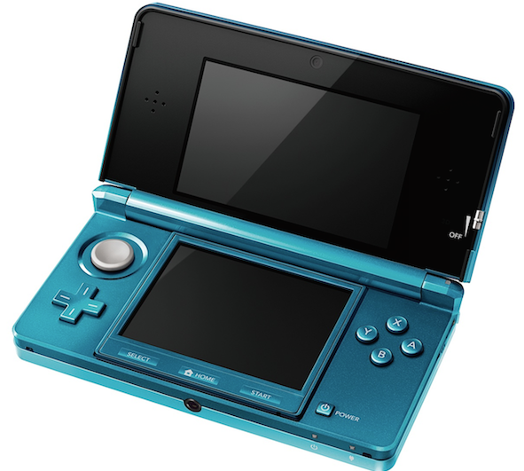 3DS初期