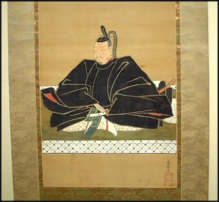 東福寺霊源院所蔵 伊達政宗