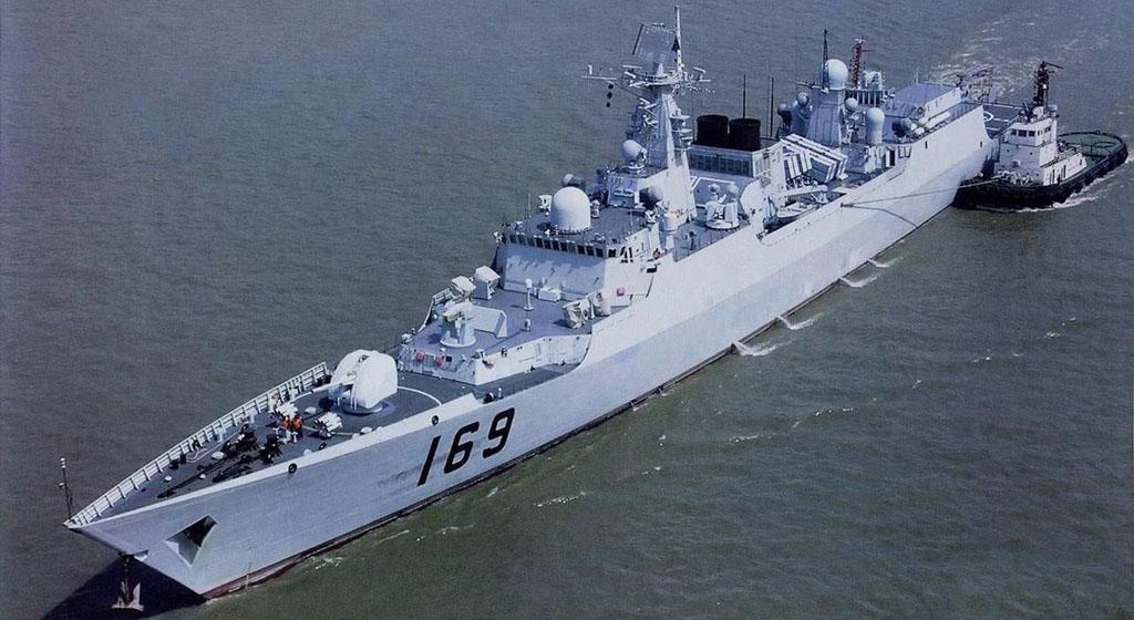 052B型駆逐艦旅洋I型