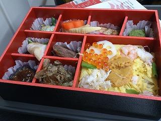 女将のおもてなし弁当 宮城・秋保温泉編02