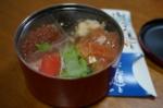 鮭(ルイベ漬)といくらの親子丼ぶり 02