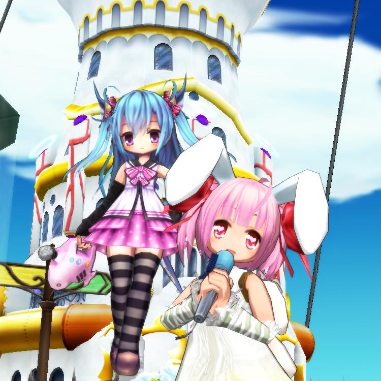 きらめく人魚姫・ローレライ