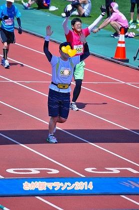 さが桜マラソン2014 (59)