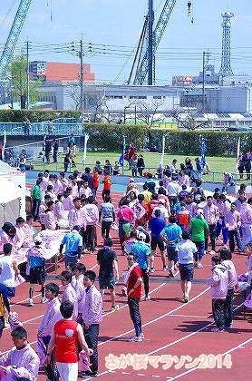 さが桜マラソン2014 (62)