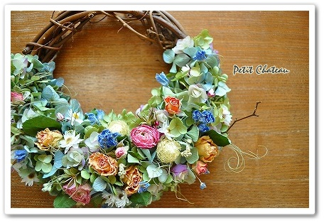 クロワッサンオレンジバラ (2)