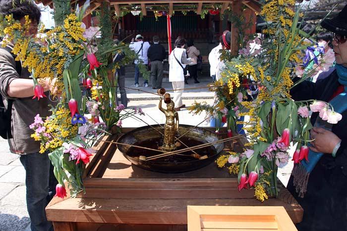 仏生会 興福寺2