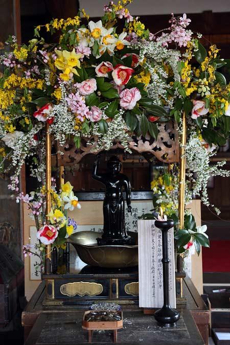 花まつり 橘寺