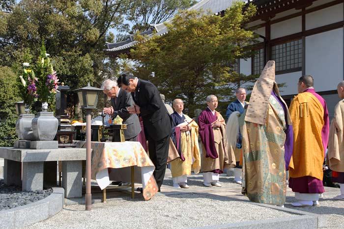 達磨寺 達磨会式3