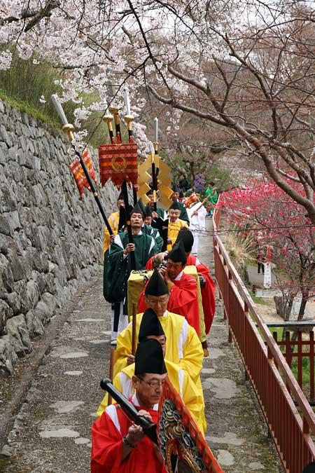 談山神社 神幸祭1