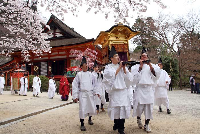 談山神社 神幸祭3