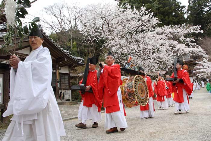 談山神社 神幸祭2