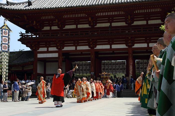 東大寺 聖武天皇祭 練り行列2