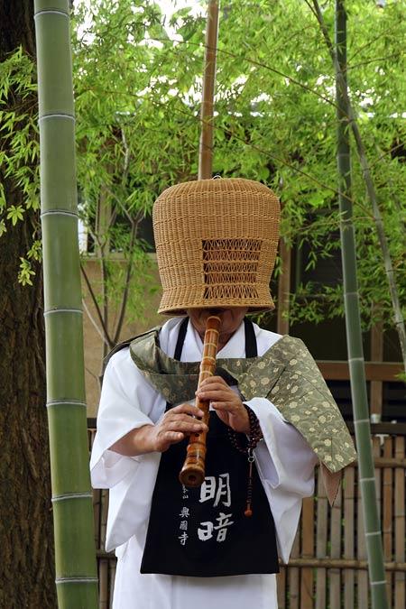 大安寺 竹供養5