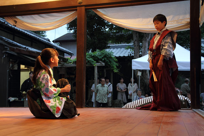 押上八坂神社 夏祭り2