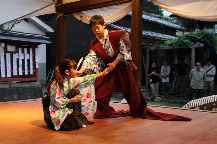 押上八坂神社 夏祭り3