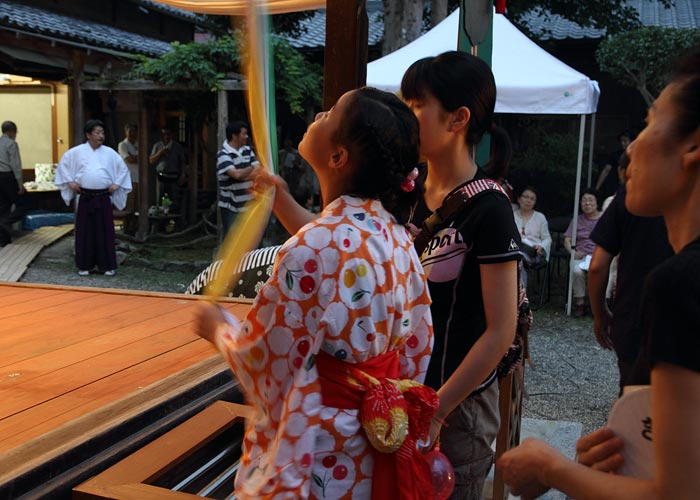 押上八坂神社 夏祭り4