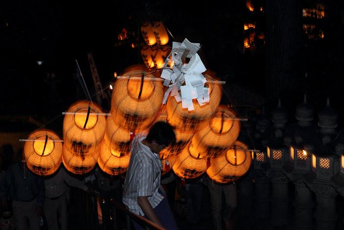 笛吹神社 夏越祭3