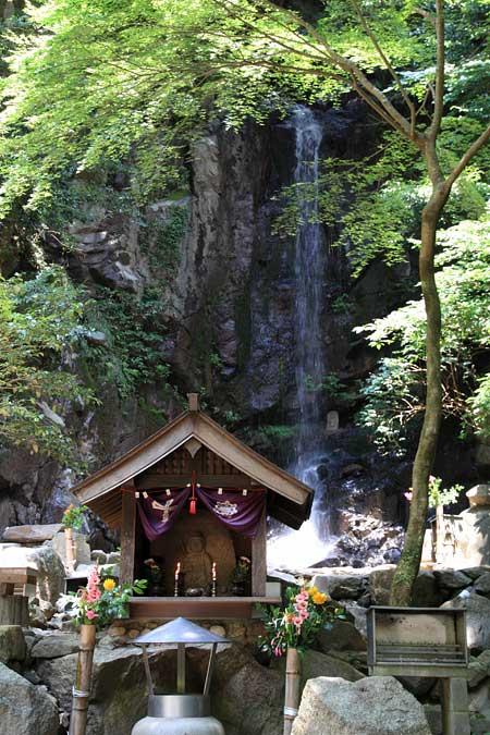 桃尾の滝開き1