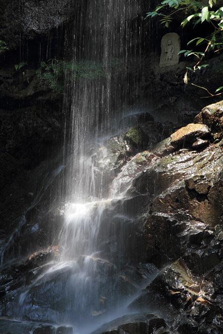 桃尾の滝開き2