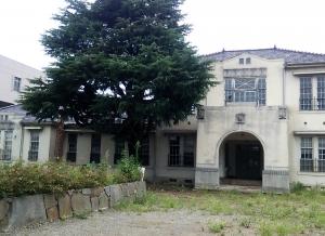 旧農業試験場1