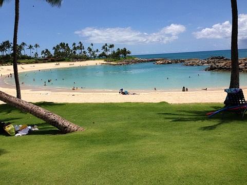 ハワイ光景