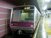 8116F 準急南栗橋