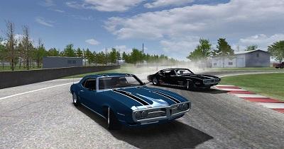 Pontiac Firebird 400 for ProD