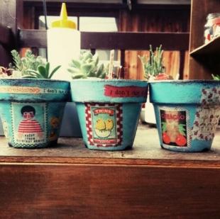 ペイント鉢11