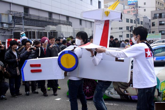 日本橋ストリートフェスタ(ストフェス)2014