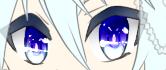 目の描き方模索しようかな