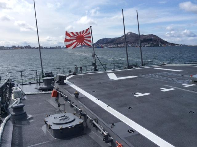 DD-117 すずつき 函館 の2