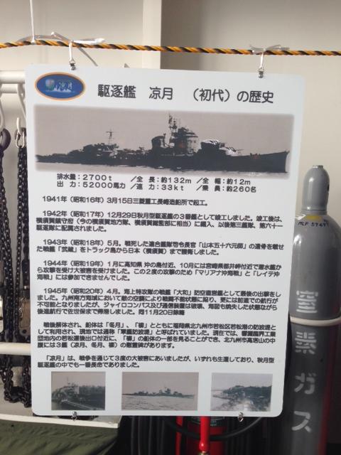 DD-117 すずつき 函館 の4