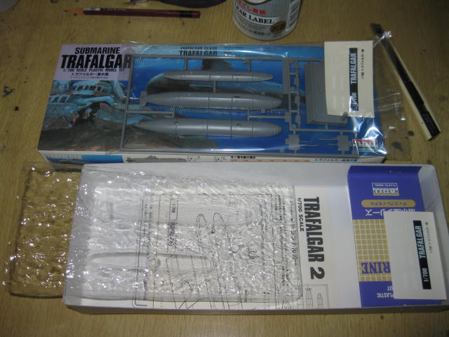 TRAFALGAR 1/700
