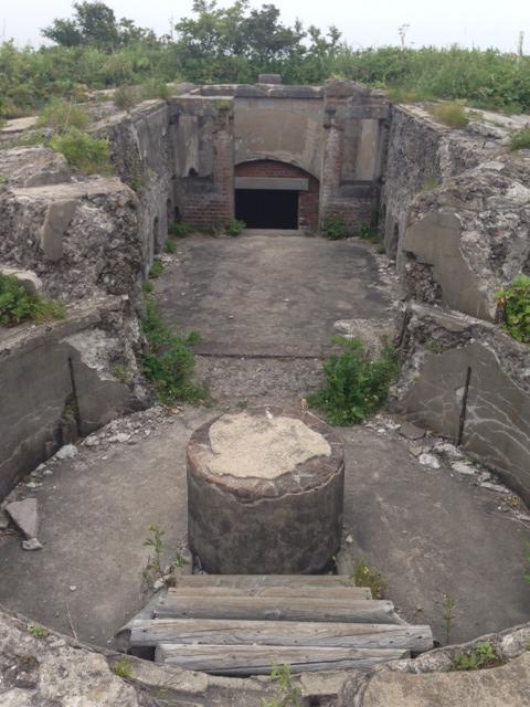 函館要塞の1