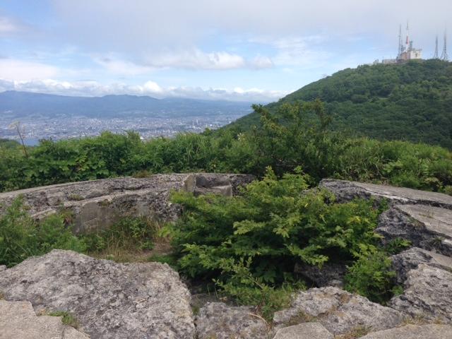函館要塞の4