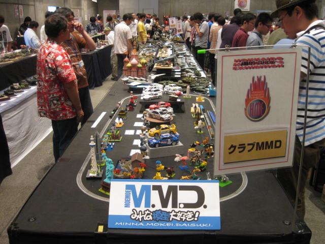 HME2014 の MMD