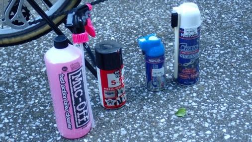 自転車クリーニング 2017-07-28 (2)
