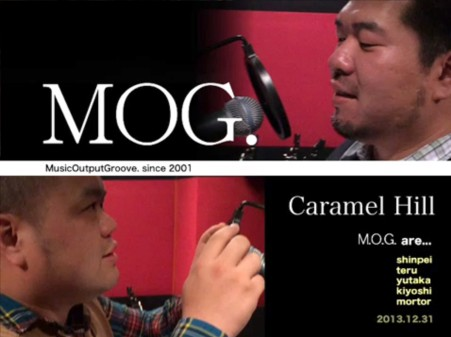 MOG. - Caramel Hill