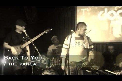 The Panca - Back To You