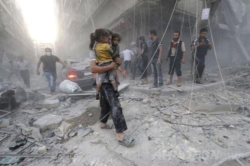 シリア内戦01