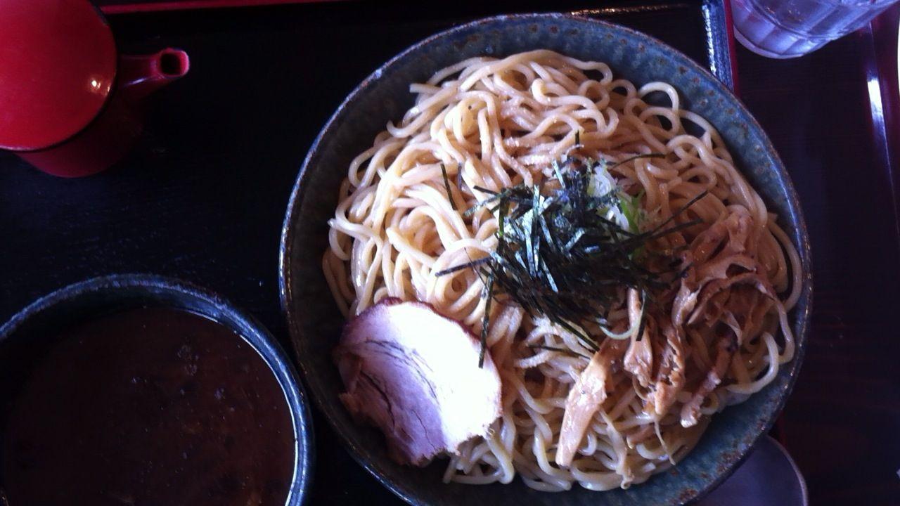 田ぶしつけ麺1
